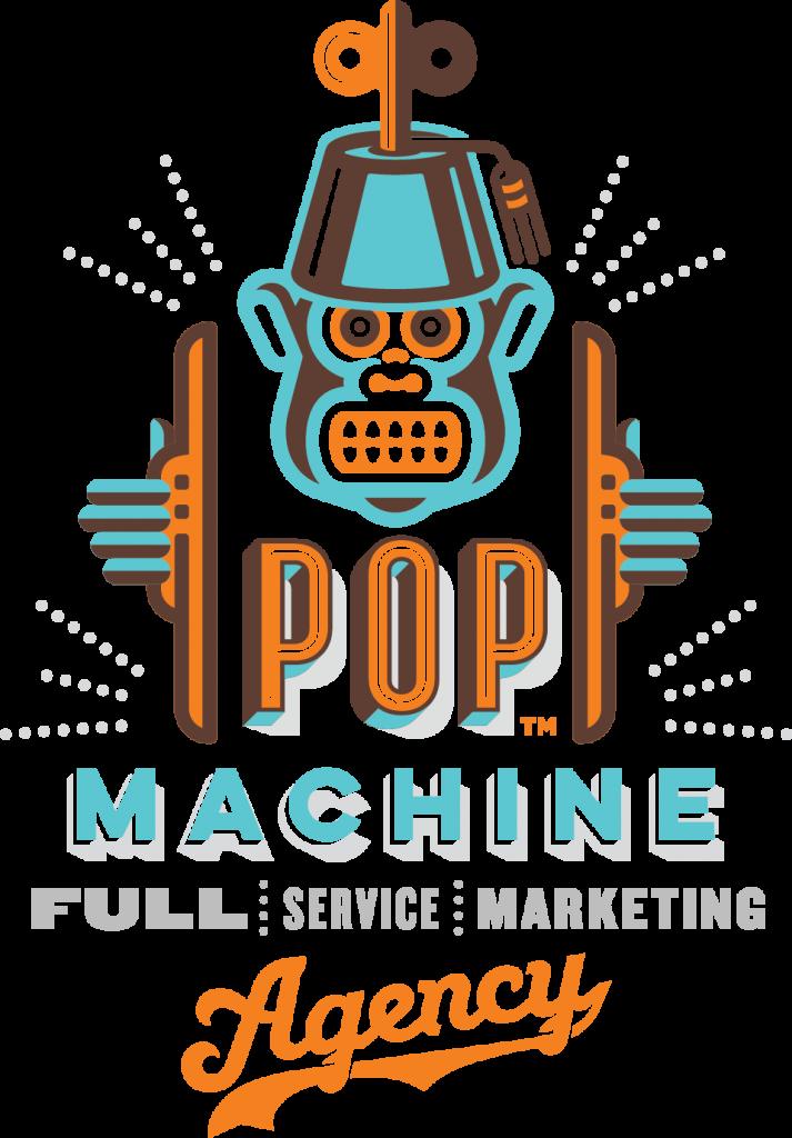 Pop Machine Full Service Marketing and Advertising Agency in Wichita, Kansas