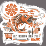 Brian Miller, Fly Fishing Film Tour - Design Portfolio, Marketing, Advertising - Pop Machine Agency, Wichita, Kansas