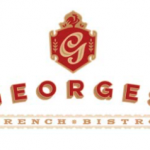 Georges French Bistro Logo Identity