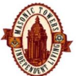 Masonic Towers Logo Identity