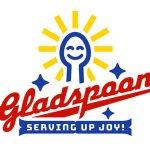 Gladspoon Logo designed by Pop Machine Agency Wichita, KS