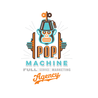 Pop Machine Full Service Marketing and Advertising Agency in Wichita, Kansas
